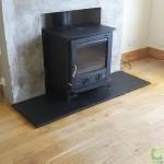 Druid 25 kw boiler stove Image