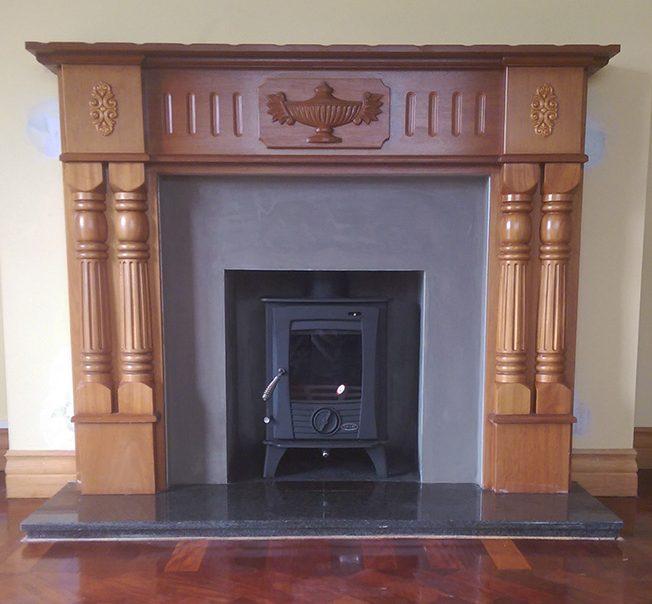 Druid 5kw Inset Fireplace Image