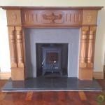 Heneley Druid 5kw Fireplace inset Image