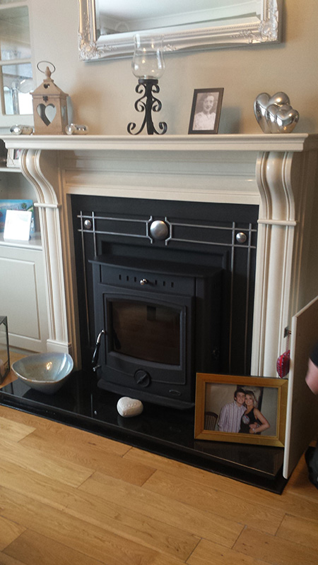Henley Achill Boiler stove Image