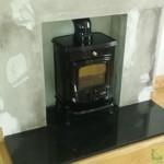 Henley Aran Fireplace Inset