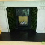 gas inset stove image