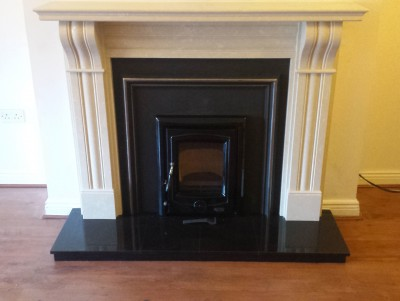 henley achill insert stove 2 image