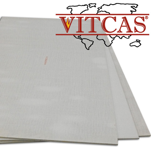 High temperature plasterboard image