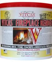 Vitcas Fireplace Render Image