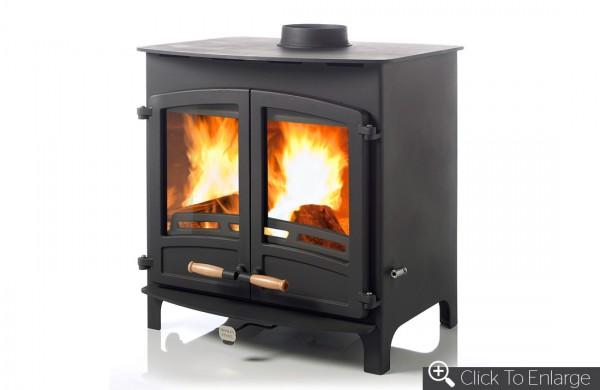 Hampton 30kw boiler stove image