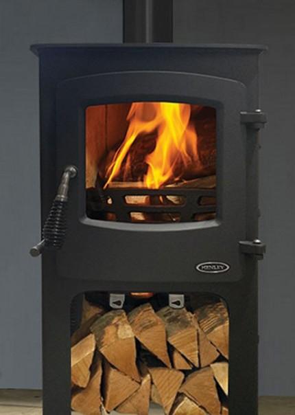 Devon 5kw henley stove image