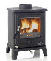 Cambridge 7.5Kw Matt BLACK Image