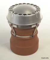 Anti Downdraught Stainless Steel Image