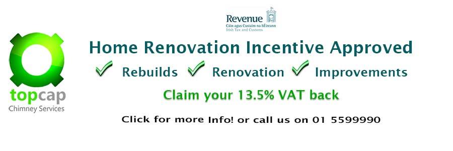 HRI- Home Renovation Incentive Banner Image