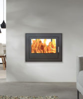Henley Faro 21KW double sided stove Image
