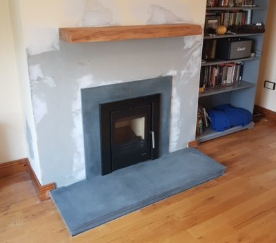 Heat Design Vitae 6 KW Grey Granite Image