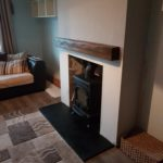 Dark Oak Geo Beam and Fireplace Chamber Image