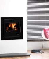 9 KW Vitae Cassette 4 sided stove Image