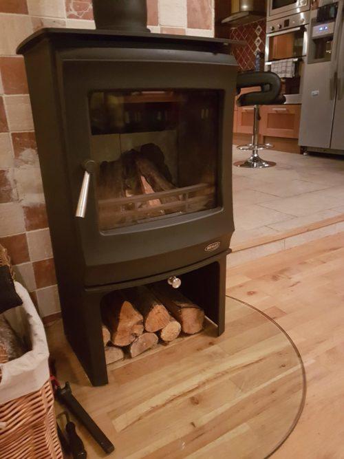 Henley Elcombe Log Box Image