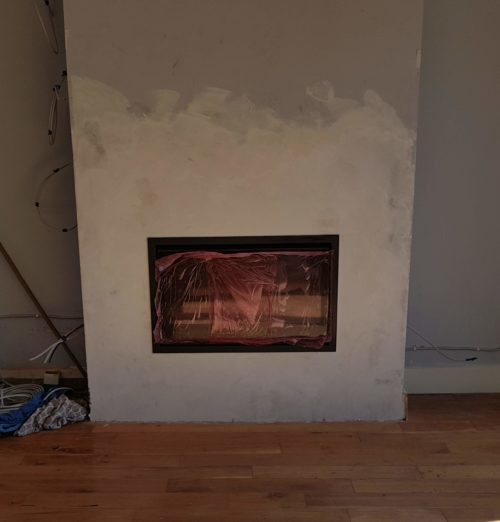 Floating Gas Fire Image