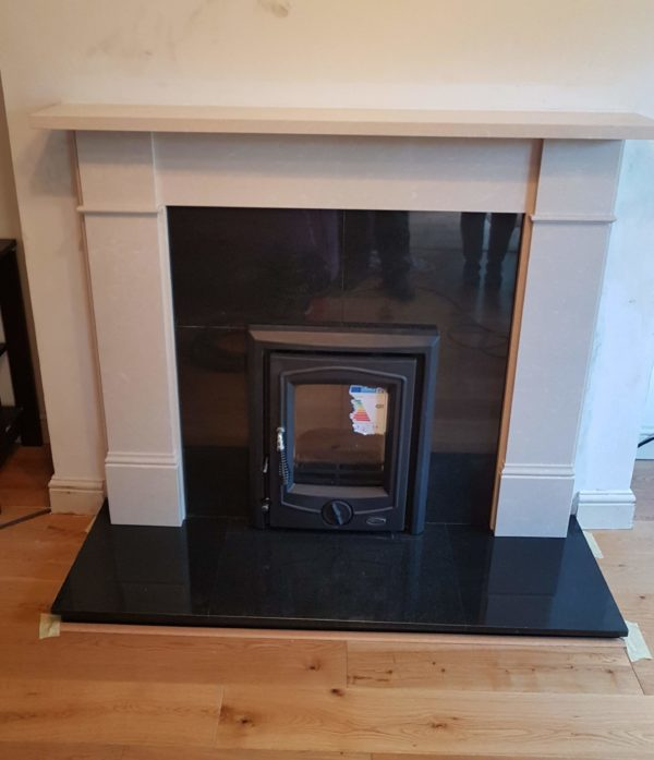 Henley Achill Kildare Fireplace Image