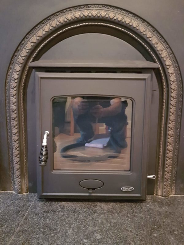 Henley Arklow 5KW Arched Inset Image