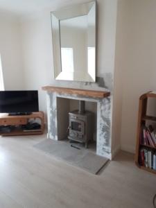 Fireplace Recess - Stove Chamber Image