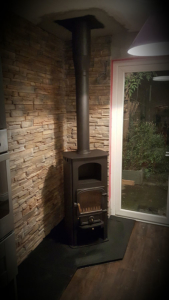 Stove cooker Install Image