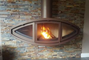 Stove Install Images